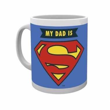 Superman dad melkbeker 325 ml